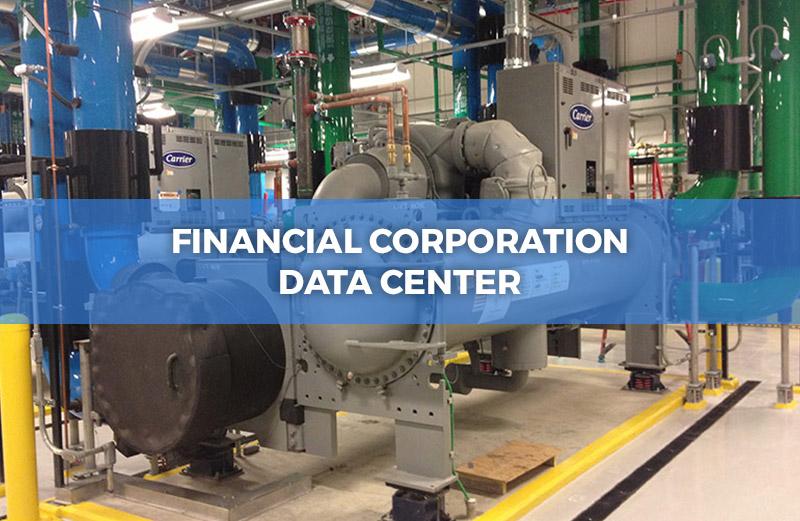 Financial Corporation Data Center