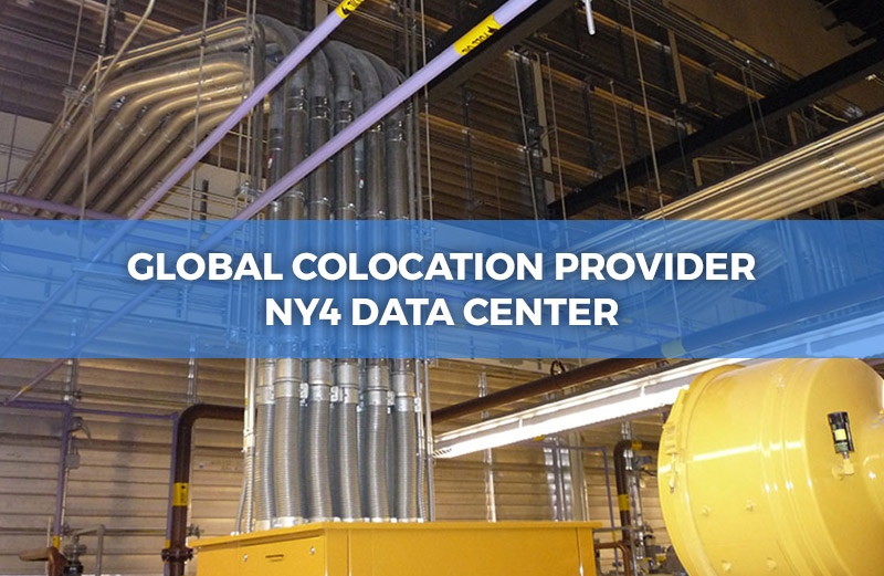 Global Colocation Provider NY4 Data Center