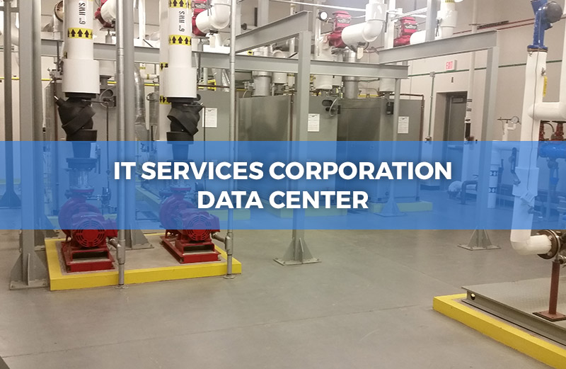 Information Technology Services Corporation Data Center