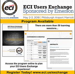 ECI Users Exchange Program Available