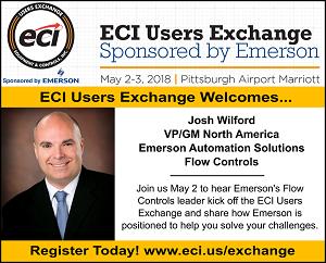 ECI Users Exchange Welcomes…