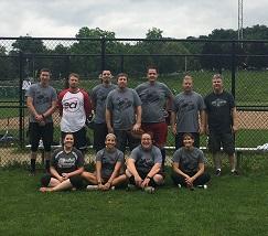 ECI Softball Team Headed to the Playoffs!