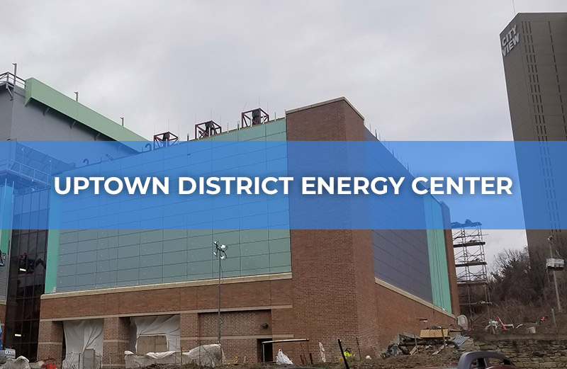Uptown District Energy Center