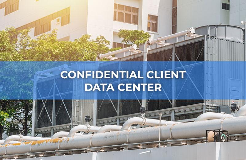 Confidential Client Data Center