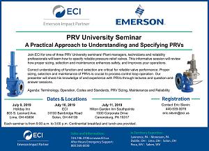 PRV University Seminar