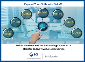 DeltaV Hardware & Troubleshooting Course 7018